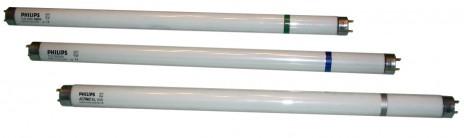 15W - świetlówka foliowana UVA